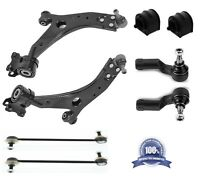 Focus MK2 Front Suspension Arms 21mm Ball joints + Links/Bushes/Track Rod Ends