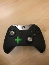 Faulty Xbox One Elite Controller wireless Black Spares/Repairs