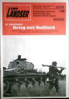 Der Landser   Band Nr: 1786            Krieg mit Rußland