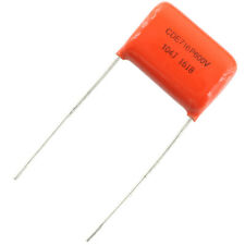 Sprague Orange Drop capacitor 716P .1uF 600V