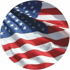 American Flag 2x3-100% Made in USA Using Tough, Long Lasting Nylon Built for Out
