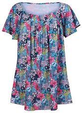 Marina Kaneva Polyester Scoop Neck Tops & Shirts for Women