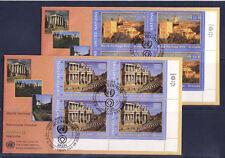 c/ ONU enveloppe  patrimoine mondiale    Espagne    2000