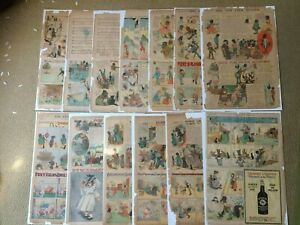 Poor Lil' Mose, 13 sunday Full pages from 1901 - 1902, all Outcault, NYHerald