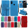 For Xiaomi Redmi Note 6 pro/A2 lite Wallet Flip PU Leather Card Slots Case Cover