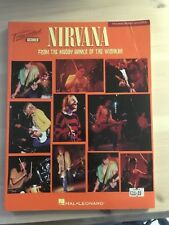 Nirvana: From The Muddy Banks Of The Wishkah... sheet music book
