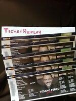 Biglietti ~PRATO GOLD~ Tiziano Ferro MILANO,5 Giugno 2020