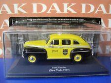 Die cast 1/43 Modellino Auto Taxi Ford Fordor New York 1947