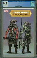 STAR WARS THE HIGH REPUBLIC #1 1:10 KENNY VARIANT CGC 9.8 PREORDER KEY! HOT!