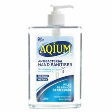 Ego Aqium Hand Sanitiser 1L