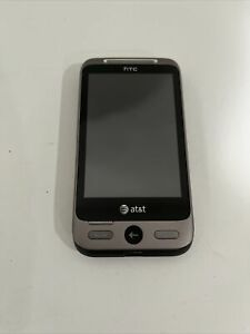 HTC Freestyle F5151 PD53100 Black/Gray AT&T Wireless 256MB Smartphone *Tested*