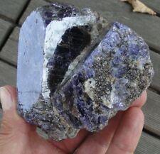 Monster 3705 ct (0,7kg!) !!! Blue TANZANITE Crystal ! - Tanzania, Merelani Hills