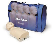 Laerdal Anne Junior pack of 4 in one bag - Child CPR Training Manikin - NEW