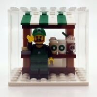 Brick Loot 4 lot Minifigure Display Case for LEGO & Other Major Brand Minifigs