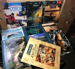 The Hunting & Fishing Library Books & The Freshwater Angler Books & Outdoor Life