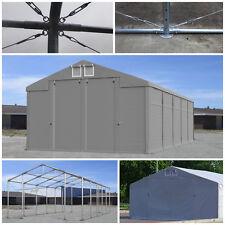 Lagerzelt 4x6-8x12 Garage INDUSTRIEZELT stabil NEU Lagerhalle PVC