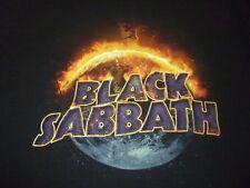 Black Sabbath Tour Shirt ( Used Size XL ) Nice Condition!!!