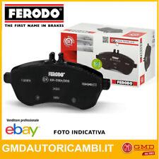 Kit PASTIGLIE FRENO FERODO FIAT PUNTO EVO 1.4 Natural Power KW:57 dal 09>12