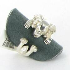 Dog Fever Jewelry Cavalier King Charles Spaniel Sterling 925 Ring Sz 7 New $220
