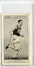 (Gs524-JB) Phillips BDV, Whos Who in Aust Sport, Bunton / Colman 1933 VG-EX