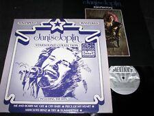 JANIS JOPLIN Starsound Collection /Dutch HALFSPEED MASTERED LP'83 CBS 296948-270