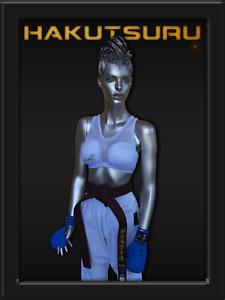 Ladies breast Protectors Hakutsuru - Hakutsuru Equipment