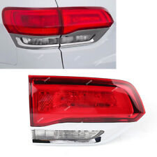Left LED Tail Lights Rear Lamp For Jeep Grand Cherokee 2014-2015