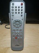 Genuine LiteOn RM-51 DVD Remote Control Tested