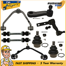"8Pc Upper Control Arm Ball Joint Kit for Ford F150 Expedition RWD 2.48"" Bolt"