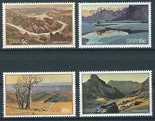 Südwestafrika - Fischfluß-Canyon Satz postfrisch 1981 Mi. 500-503