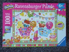 Ravenburge Puzzle - Shopkins - 100 Pieces