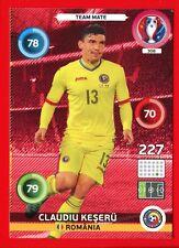 EURO FRANCE 2016 -Adrenalyn Panini- Card n. 308 - KESERU ROMANIA - Team Mate