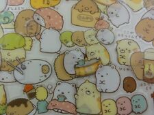 Journal Planner San-X Sumikko Gurashi flake sack stickers rilakkuma cute lot