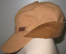 Roots Canada Outdoors Deerstalker Hunting Charlie Brown-Style Hat Size S NEW
