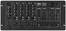 IMG Stage Line Stereo-DJ-Mischpult, MPX-205/SW !!!