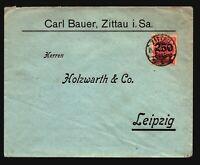 Germany 1923 Inflation Cover / 250K Value - Z14846