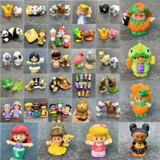 Lot Fisher Price Little People DC Zoo Animal Disney Princess figure TOYS Gift