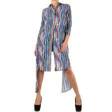 Gestreifte Damenblusen, - tops & -shirts im Tunika-Stil in Größe 40
