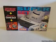 Super Nintendo Super Set - Super Mario World