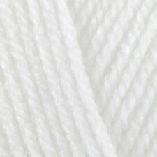 Stylecraft Special DK Acrylic Double Knit Knitting Wool Yarn 100g 1 White 1001