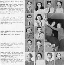 1950's Chicago Hyde Park High School Yearbook~Photos~History~Herbie Hancock~++++