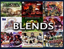 Blends Mixtape Lot - DJ Simon Sez Blend CD Collection 2pac, Lil Wayne, Biggie +