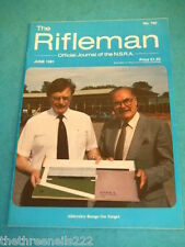 THE RIFLEMAN - ALDERSLEY RANGE - JUNE 1991 #700