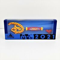 Disney Store Mickey and Minnie Mouse 2021 Collectible Key Special Edition