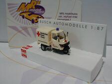 Busch Auto-& Verkehrsmodelle mit Einsatzfahrzeug aus Kunststoff