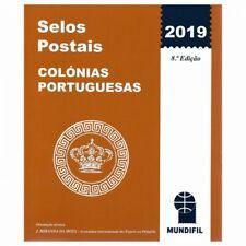 Mundifil catalogus catalogue Katalog Portugese Colonies Portugal Kolonien 2020