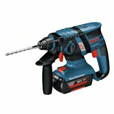 Bosch Marteau-Perforateur sans Fil Gbh 36 V-Ec Compact avec 2x 2,0 Ahakku L-BOXX
