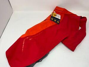 Ruffwear Vert Waterproof Windproof Jacket Size Small Sockeye Red New With Tags