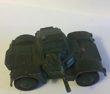 Vintage Dinky Toys Armoured Car #670 Made in England