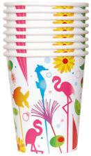 Decoración y menaje vasos de color principal multicolor para mesas de fiesta
